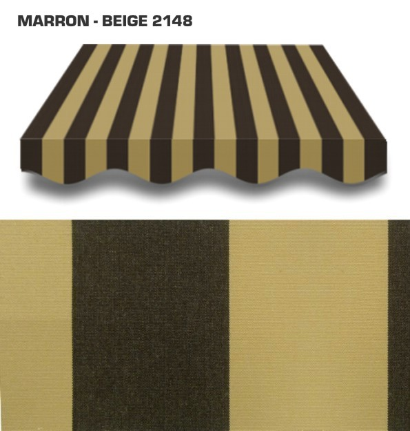 Maroon - Beige 2148