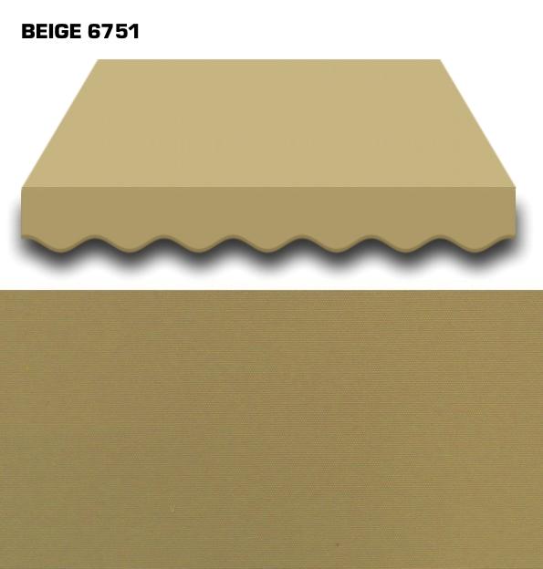 PVC Beige 6751