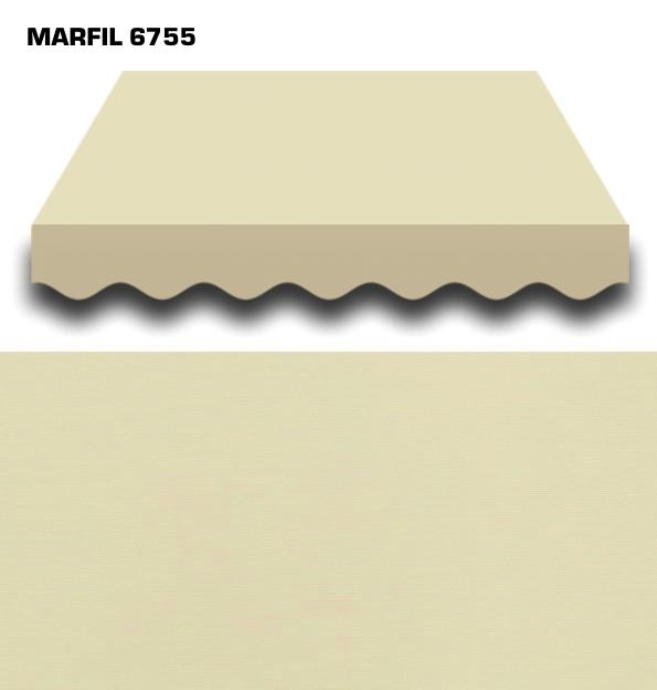 PVC Marfil 6755