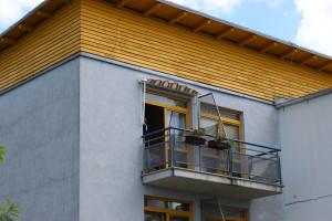 Balkónová markýza