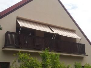 Balkonová markýza
