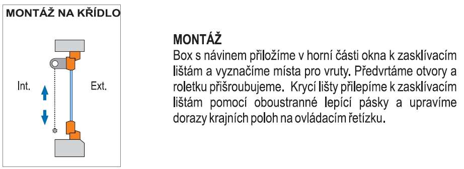 Collete Plus montáž