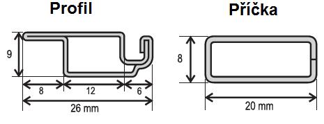 ISSO OV 19x8 nákres + příčka