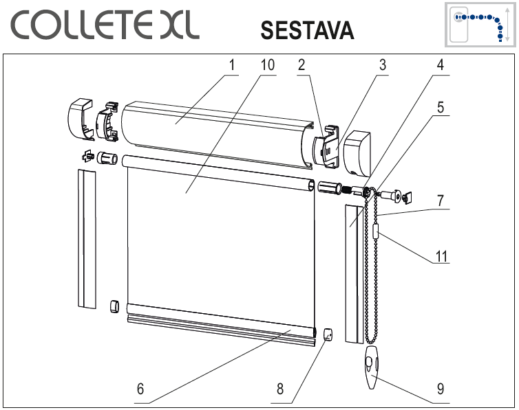 Collete XL