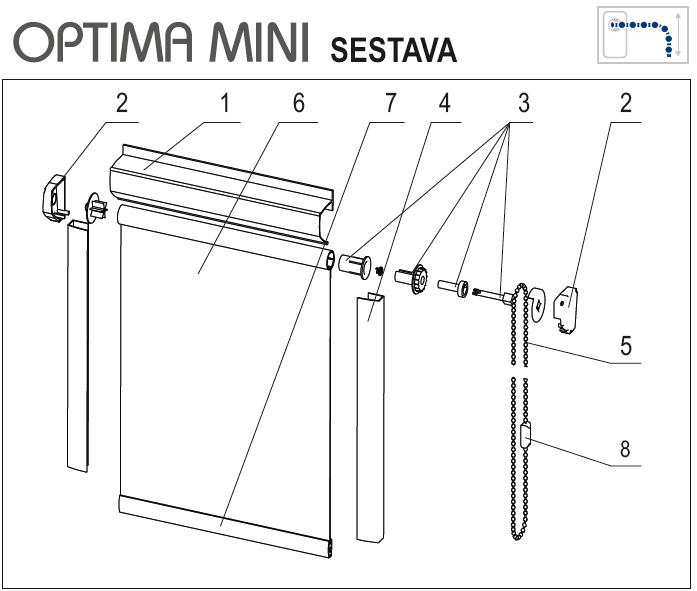 Optima mini