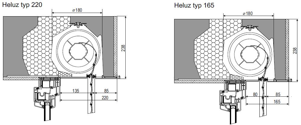 Umístění rámu okna 2